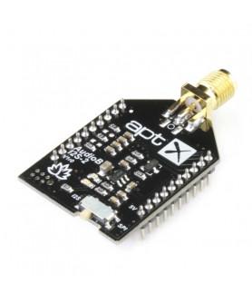 AudioB I2S Bluetooth Digital Audio Receiver Module - SMA