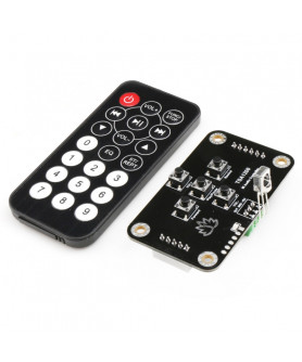 TSA1200 Audio Amplifier IR Remote Control Kit