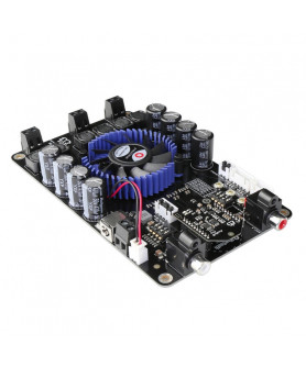 2 x 100W + 200W 2.1 Bluetooth Audio Amplifier Board - TSA7500