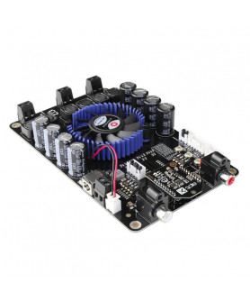 2 x 100W + 200W 2.1 Channels Bluetooth Audio Amplifier Board - TSA7500B(Apt-X)