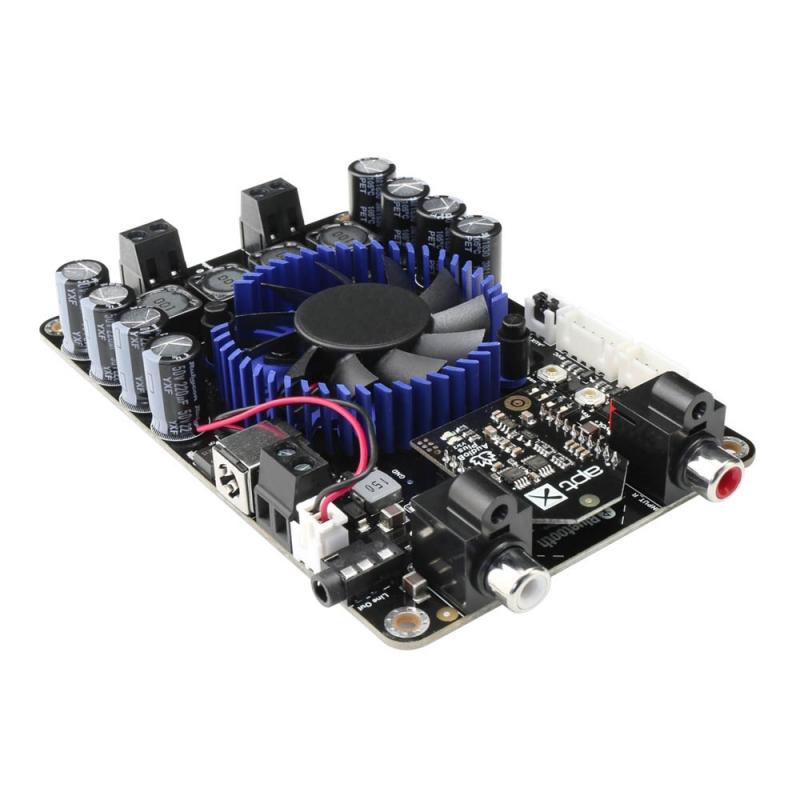 2 x 100W Bluetooth Audio Amplifier Board - TSA7510B(TWS/Apt-X)