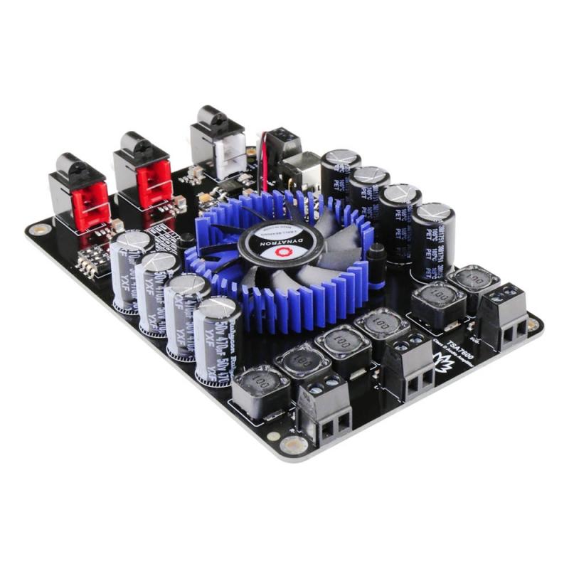 2 x 100W + 200W 3 Channels Audio Amplifier Board - TSA7600