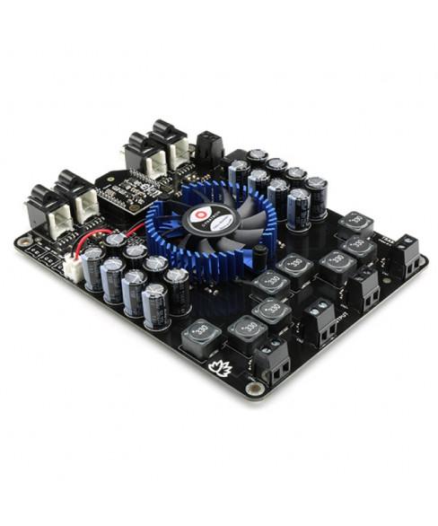 4 x 100W Class D Bluetooth Audio Amplifier Board - TSA8498